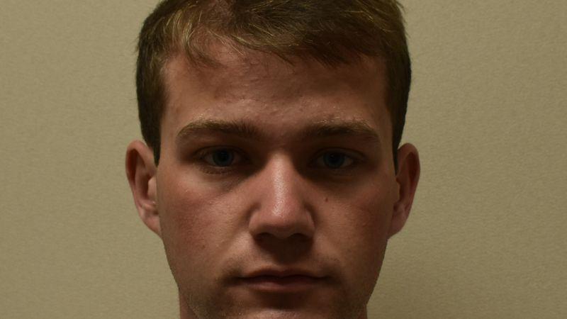 Auburn police arrest suspect for criminal surveillance after victim reports camera found in...
