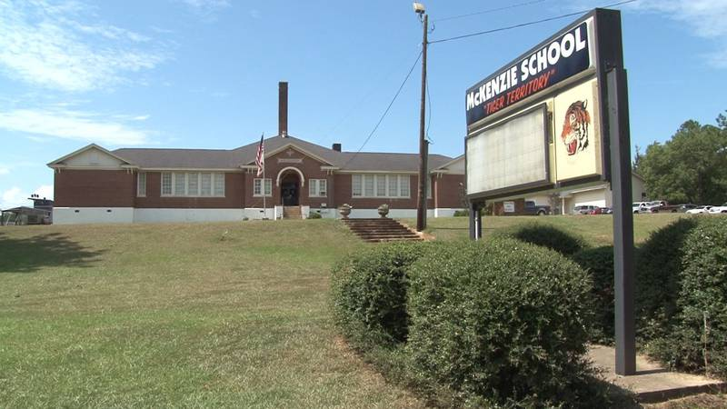 A McKenzie School parent says they have tested positive for COVID-19.