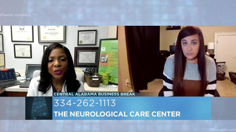 Central Alabama Business Break - The Neurological Care Center