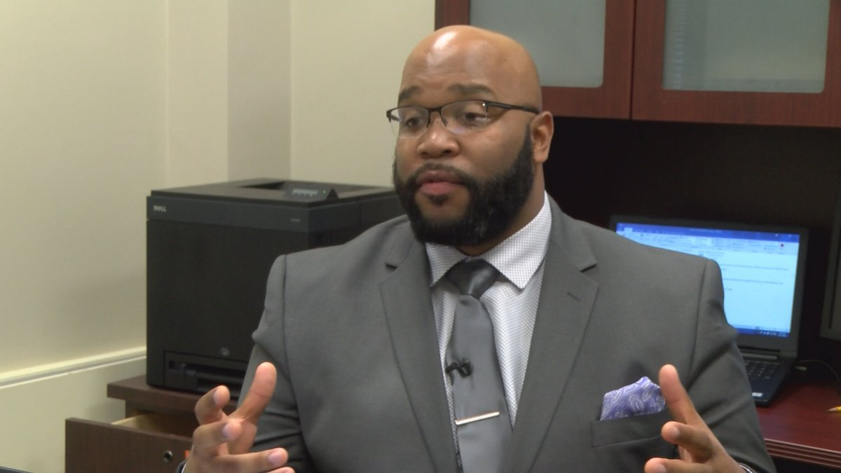 Montgomery Pastor Tim Anderson said he plans to put his plans into practice in the Montgomery...