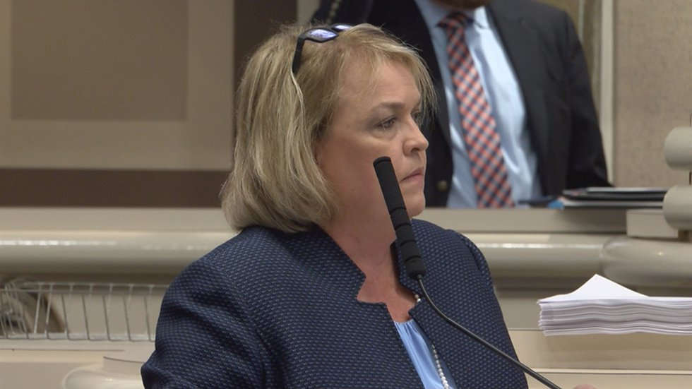 Rep. Connie Rowe sponsored the legislation and echoed her desire to pass the bill to change the...