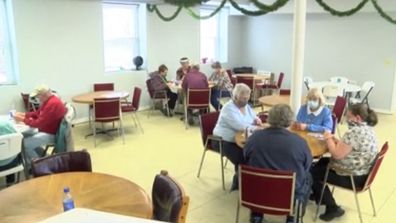 Huntingburg Senior Center reopens after 3 months due to the pandemic
