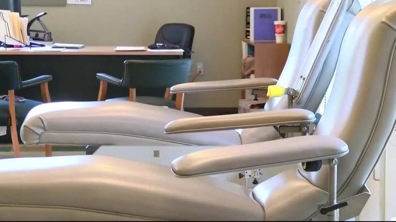Alabama is suffering from a blood shortage crisis, and in Opelika, LifeSouth is trying to get...