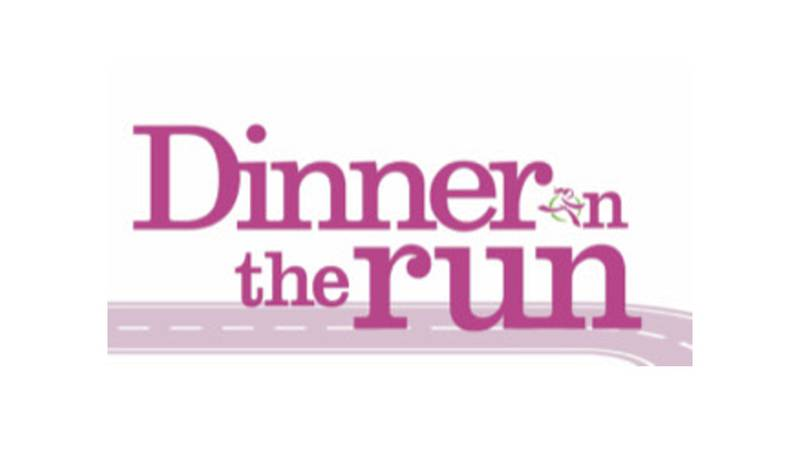 'Dinner on the Run' offers a safe, healthy alternative to dining out. It also helps raise money...