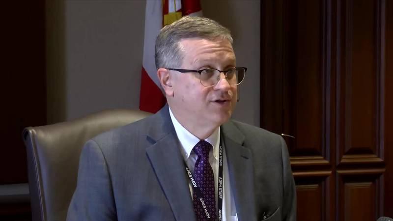 Dr. Scott Harris on COVID-19
