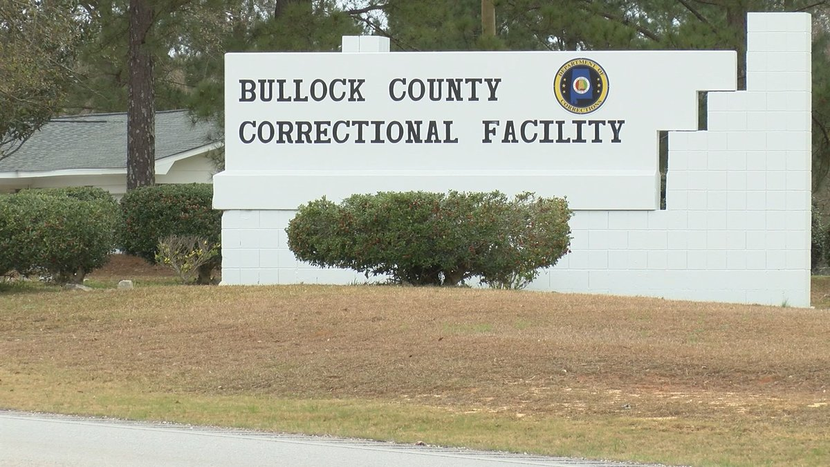 An ADOC spokesperson confirmed the assault happened over the weekend at Bullock Correctional...