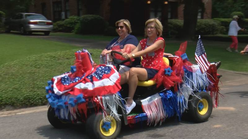 The parade is nearing 50 years and is considered a holiday tradition for locals.