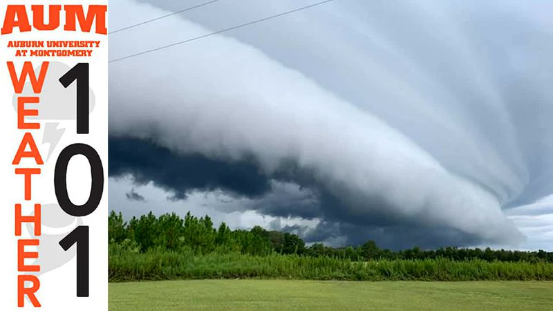Weather 101: What's a shelf cloud?