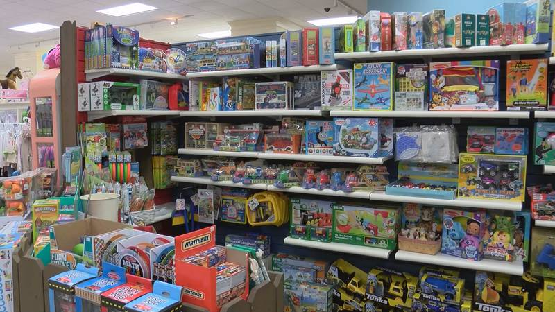 The Alabama Retail Association says delays or shortages continue in a wide range of products,...