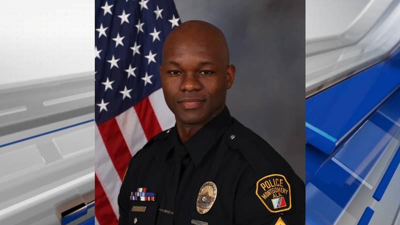 Montgomery Police Officer Cpl. Teneco S. Hunter.