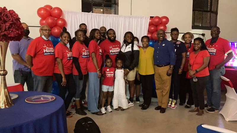 Kenyatté Hassell has won the special election for Alabama House District 78.