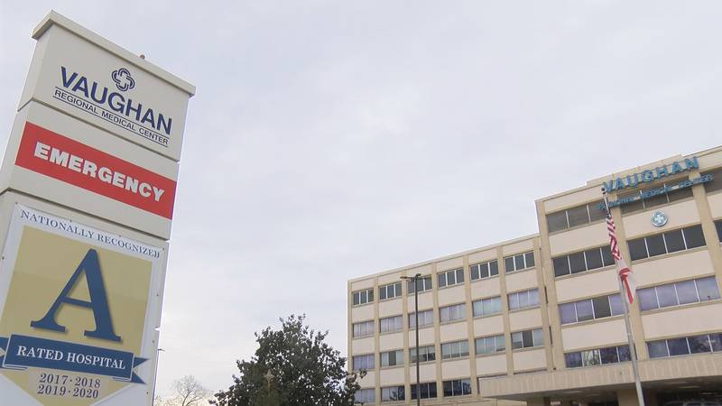Vaughan Regional Medical Center is temporarily suspending visitations due to an increase in...