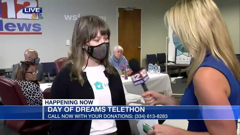 Mercy House's Madison Darling talks telethon response