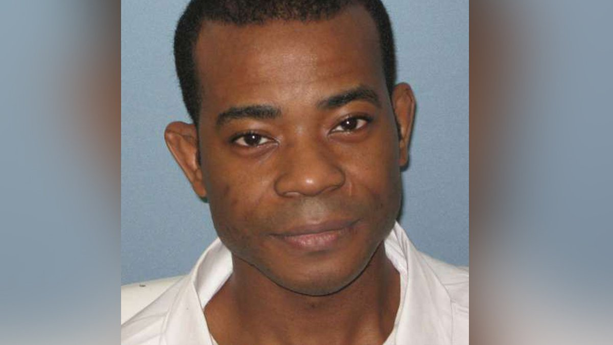 Nathaniel Woods is on Alabama's death row and set to be executed Thursday for the 2004 deaths...
