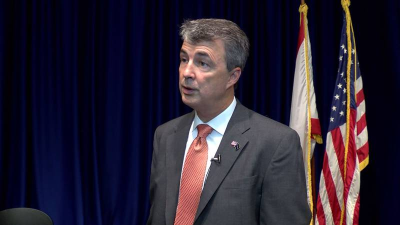 Alabama Attorney General Steve Marshall said his goal with the lawsuit is not to deport anyone,...