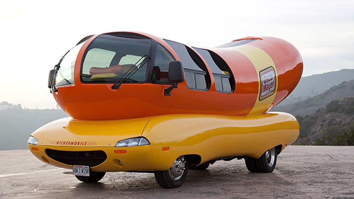 The Oscar Mayer Wienermobile is headed through the Montgomery area!