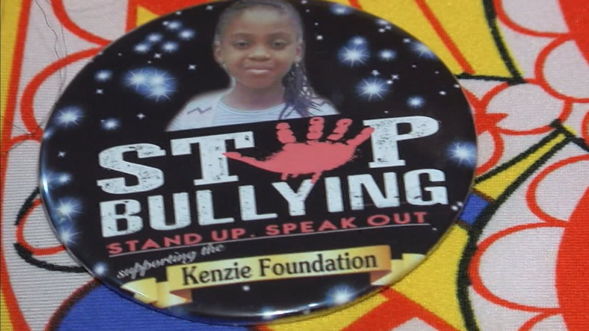 9-year old McKenzie Adams took her own life in December after her family says she was bullied.