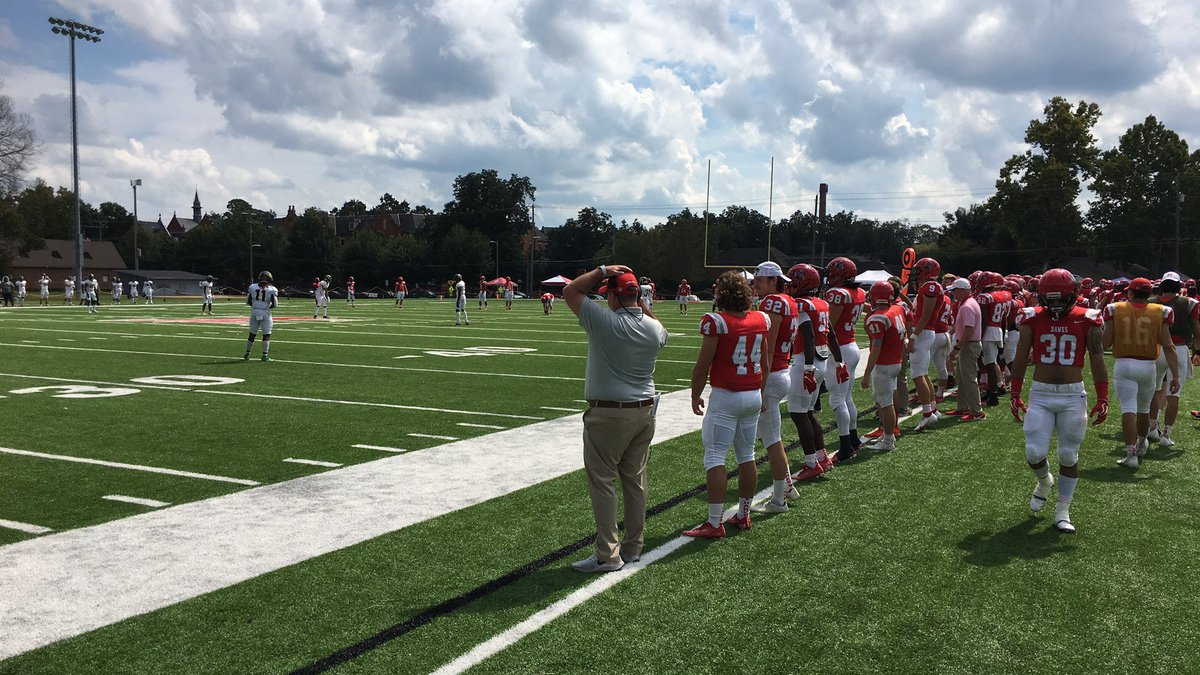 The Huntingdon Hawks found their second win of the season against the Methodist Monarchs...