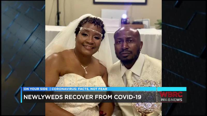 Newlywed couple survives COVID-19